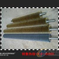 供应缠绕式钢丝毛刷辊 钢丝刷