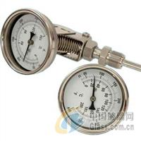 WSS401轴向型双金属温度计