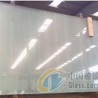 新乡19mm超白钢化玻璃
