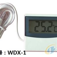 数码管液晶厨房温度计