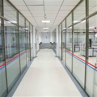 南京铝型材钢化玻璃隔断