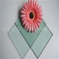 浅绿色浮法玻璃厂