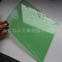 供应翡翠绿浮法玻璃/深绿色玻璃