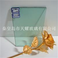 供应8mmF绿浮法玻璃