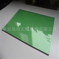 供应12mm翡翠绿玻璃