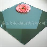 优质4mm福特蓝镀膜玻璃厂