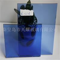 优质宝石蓝玻璃原片厂