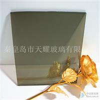 优质8mm欧灰镀膜玻璃