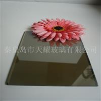 供应10mm欧灰镀膜玻璃厂