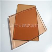 供应6mm粉红镀膜玻璃