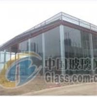 郑州15毫米汽车展厅钢化玻璃