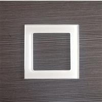 钢化玻璃 优质丝印开关面板玻璃