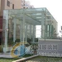 夹胶玻璃阳光房玻璃幕墙安装设计
