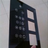酒店多功能开关触摸面板玻璃片