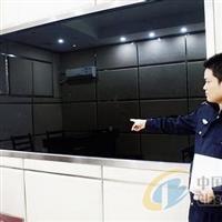 辨认审讯监控观察室单向透视玻璃价格厂