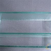 钢化U玻璃