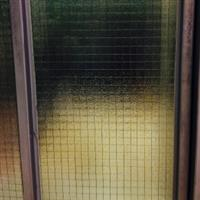 5.5毫米夹丝玻璃/防火玻璃厂