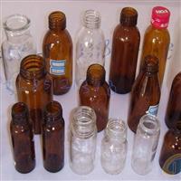 各种糖浆瓶加瓶盖