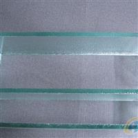 U型钢化玻璃