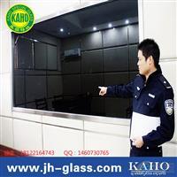 广州公安局使用的单向透视玻璃