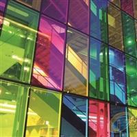 建筑玻璃装饰膜 爵士鑫玻璃贴膜