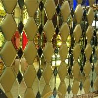 武汉明鸿艺术玻璃/拼镜玻璃
