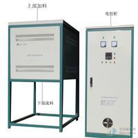 供应1200度玻璃釉料电热熔炉