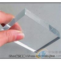 15mm超白玻璃