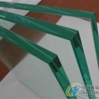 厂家直供4MM透明钢化玻璃