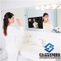 镜面电视玻璃 镜面电视面板玻璃厂