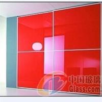 上海6MM钢化优质烤漆玻璃