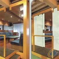 广州建材智能雾化玻璃、调光玻璃