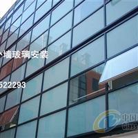南平玻璃幕墙维修 玻璃更换