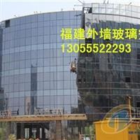 南平玻璃幕墙工程 大板玻璃安装