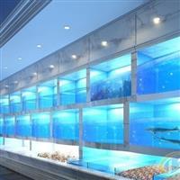 广州定做海鲜制冷鱼池公司设计