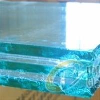 复合防火玻璃 灌浆玻璃