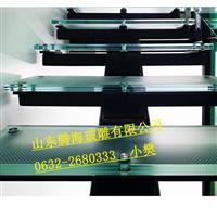 防滑地板玻璃  防滑玻璃价格厂