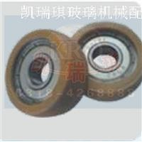 内轴承外聚脂传送滚轮