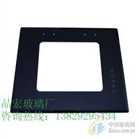 东莞消毒柜钢化玻璃面板定做厂家