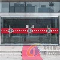 石景山安装钢化玻璃门安装事件
