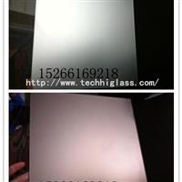 买5mm多色无手印玻璃5MM蒙砂玻璃 厂