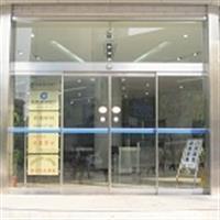 西安无框玻璃自动感应门价格厂家