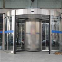 上海环柱旋转门
