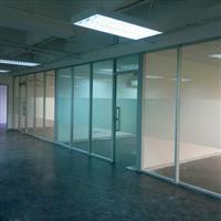 东城区安装玻璃隔断上门设计