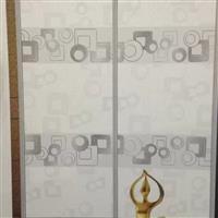 超白3D玻璃隔断门衣柜门