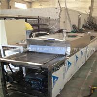 钢化玻璃超声波清洗烘干线厂家