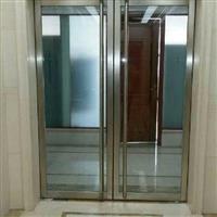 专业安装钢化玻璃推拉门 隔断