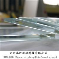 供应6mm钢化玻璃