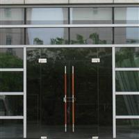 迎泽定做各种尺寸无框玻璃门