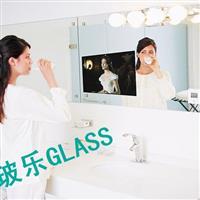 镜面显示玻璃